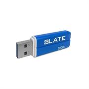USB ključ Patriot Slate, 32 GB, moder