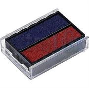 Blazinica za štampiljko Trodat 4850, rdeča in modra