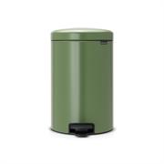 Koš za smeti Brabantia, 20 L, zelen
