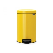 Koš za smeti Brabantia, 12 L, rumen