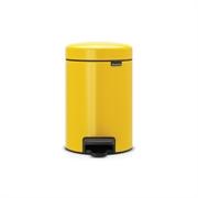 Koš za smeti Brabantia NewIcon, 3 L, rumen