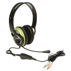 Slušalke z mikrofonom Genius HS-400A, žične