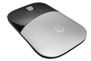 Miška HP Z3700, brezžična, srebrna