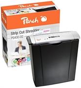 Uničevalnik dokumentov Peach PS400-02 (7 mm), P-1