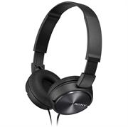 Naglavne slušalke Sony, žične, črne, MDRZX310B