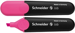 Marker Schneider Fluo Job, roza