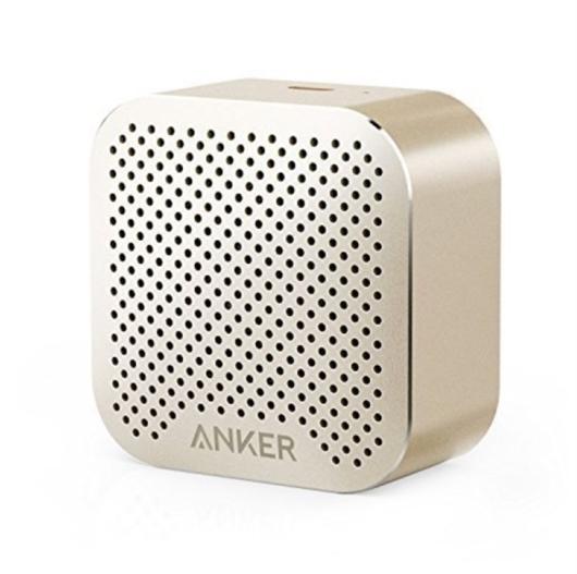 Prenosni zvočnik Anker Soundcore Nano, Bluetooth, zlata