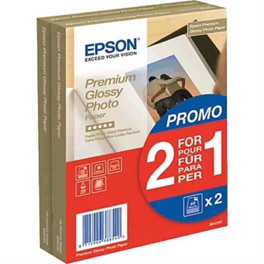 Foto papir Epson C13S042167, A6, 80 listov, 255 gramov