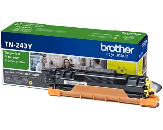 Toner Brother  TN-243 Y (rumena), original