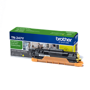 Toner Brother  TN-247 Y (rumena), original