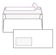 Kuverta amerikanka, 230 x 110 mm, z levim okencem, 500 kosov, 100 g