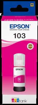 Črnilo Epson 103 (C13T00S34A) (škrlatna), original