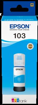 Črnilo Epson 103 (C13T00S24A) (modra), original