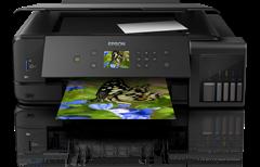 Večfunkcijska naprava Epson EcoTank ITS L7180 A3