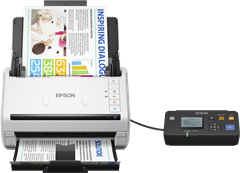 Optični čitalnik Epson Workforce DS-530