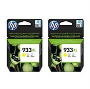Kartuša HP CN056AE nr.933XL (rumena), dvojno pakiranje, original