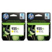 Kartuša HP C2P26AE nr.935XL (rumena), dvojno pakiranje, original