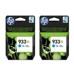 Kartuša HP CN054AE nr.933XL (modra), dvojno pakiranje, original