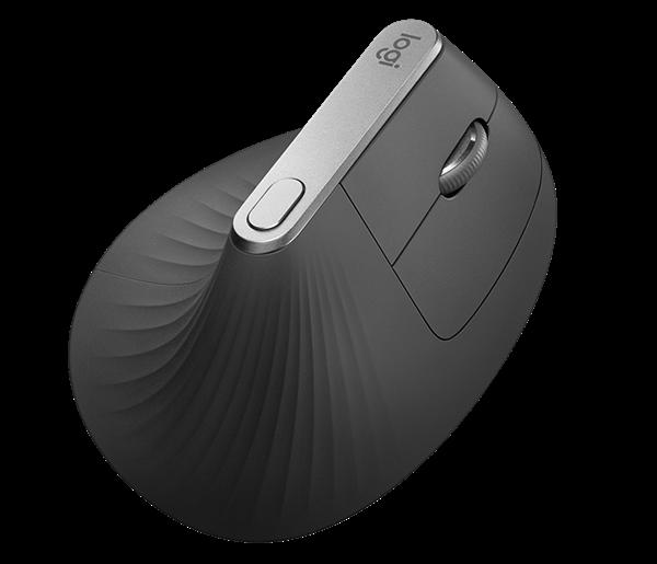 Ergonomska miška Logitech MX Vertical, brezžična