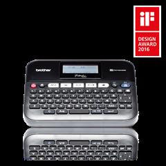 Tiskalnik nalepk Brother PT D450VP, s tipkovnico