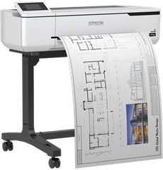 Tiskalnik Epson SC-T3100, 24-in A1