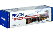Papir Epson Premium glossy photo v roli, 329 mm x 10 m