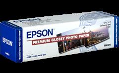 Papir Epson Premium glossy photo v roli, 329 mm x 10 m
