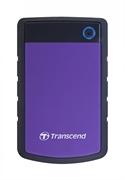Zunanji prenosni disk Transcend StoreJet 25H3P, 2 TB
