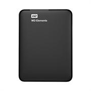 Zunanji prenosni disk WD Elements, 750 GB