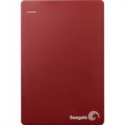 Zunanji prenosni disk Seagate Backup Plus, 2 TB, rdeča