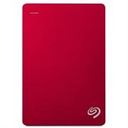 Zunanji prenosni disk Seagate Backup Plus, 4 TB, rdeča