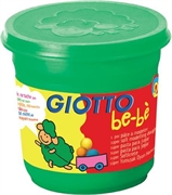 Plastelin Giotto Be-be, 220 g, zelena