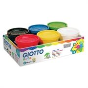 Prstne barve Dita Giotto 6 x 200 ml