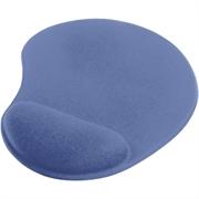 Podloga za miško z gel vložkom Ednet, modra