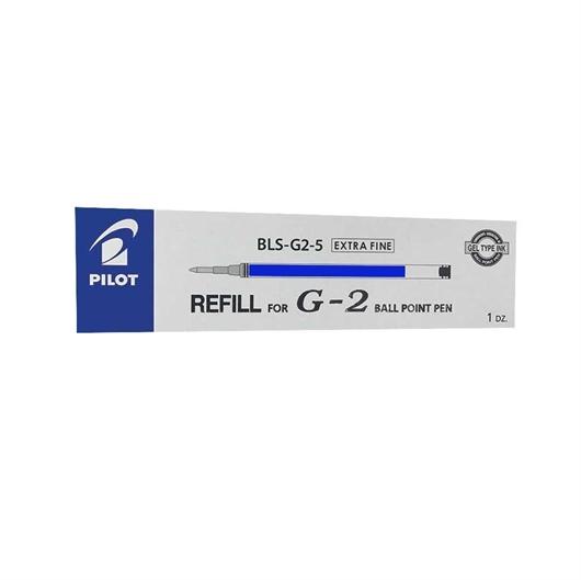 Vložek (polnilo) za gel pisalo Pilot BLS-G2-5 (modra)