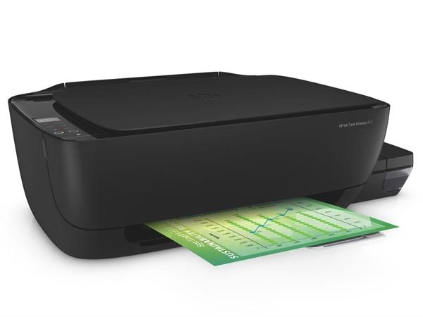 Večfunkcijska naprava HP Ink Tank Wireless 415