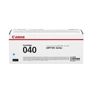 Poškodovana embalaža: toner Canon CRG-040 C (0458C001AA) (modra), original