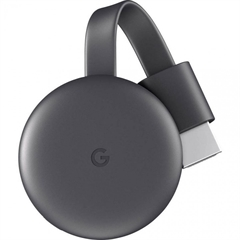 Google Chromecast 3, Charcoal