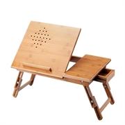 Mizica za prenosni računalnik ali tablico VonHaus, lesena