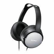 Slušalke Sony HiFi, žične, črne, MDR-XD150