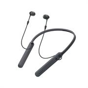 Ušesne slušalke Sony Bluetooth, brezžične, črna