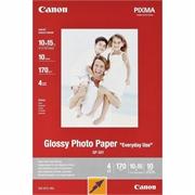 Foto papir Canon GP-501, A6, 10 listov, 200 gramov