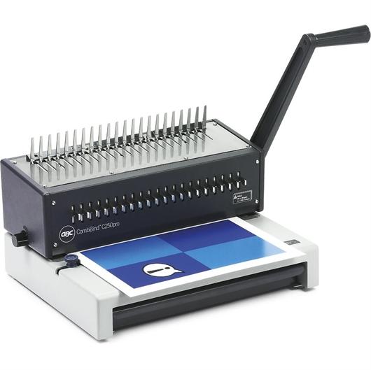 Aparat za vezavo CombBind C250Pro (plastična)