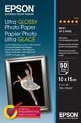 Foto papir Epson C13S041943, A6, 50 listov, 300 gramov