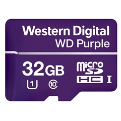 Spominska kartica WD Purple Micro SD, 32 GB