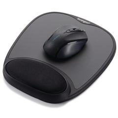 Podloga za miško Kensington Comfort Gel, črna