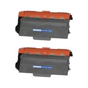 Komplet tonerjev za Brother TN-2220 (črna), dvojno pakiranje, kompatibilen