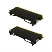 Komplet tonerjev za Brother TN-2120 (črna), dvojno pakiranje, kompatibilen