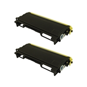 Komplet tonerjev za Brother TN-2320 (črna), dvojno pakiranje, kompatibilen