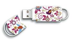 USB ključ Integral Xpression Bird, 32 GB